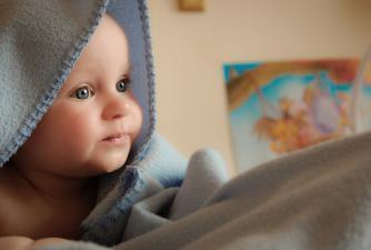 Przybory do kąpieli i higieny noworodka...